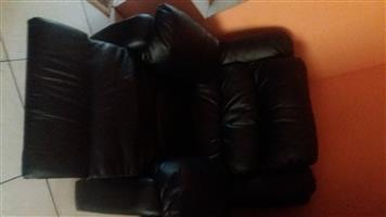 Lounch suite synthetics leather