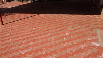 BRICK PAVING INSTALLATION  INDUSTRIAL , COMMERCIAL AND DOMESTIC.