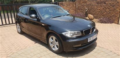 2010 BMW 1 Series 116i 5 door