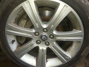 Jaguar XF Rims | Auto Ezi