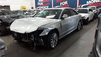 2013 Audi A6 3.0TDI quattro tiptronic
