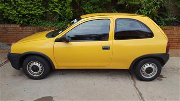 1997 Opel Corsa Lite 1.4i