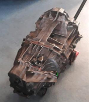 Audi gearbox repairs