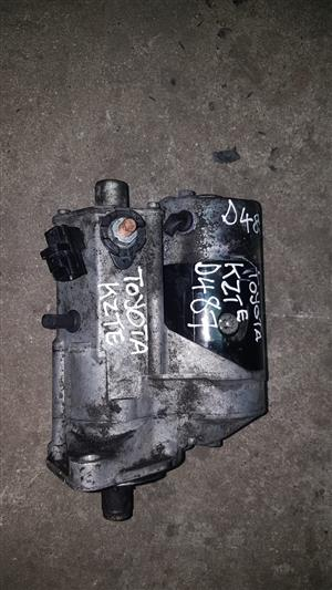 Toyota KZTE 3.0 starter for sale.