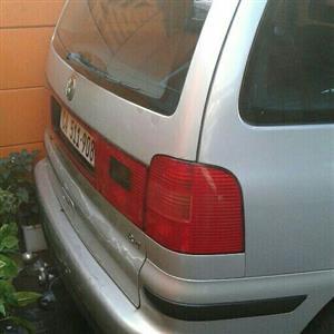 2006 VW Sharan Choose for me