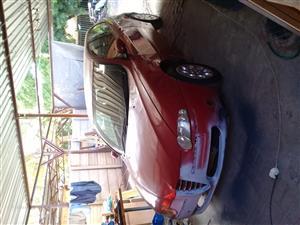 2001 Alfa Romeo 147 1.6 3 door Progression