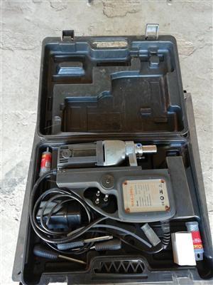 Mag Base drill.