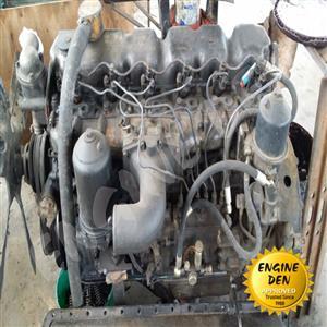 MITSUBISHI FM TRUCK USED ENGINE 6D14