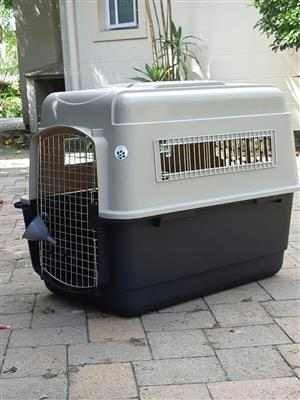 Dog Crates x 2 for travelling
