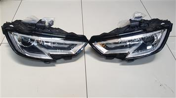 AUDI A3 FACELIFT HEADLIGHTS