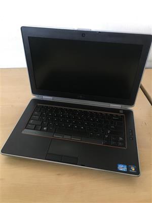 DELL LATITUDE E6420 i5 - Laptop