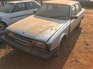 Toyota Cressida stripping for spares