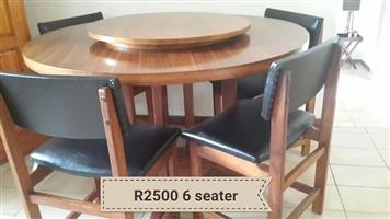 6 Seater boardroom set For sale