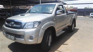 2009 Toyota Hilux 3.0D 4D 4x4 Raider