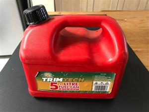 Trimtech 5 l Fuel Container / jerry can