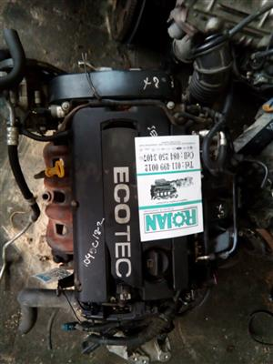 CHEVROLET 1.8 ECOTEC 16V ENGINES FOR SALE