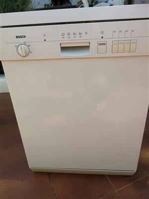 Bosch dishwasher machine