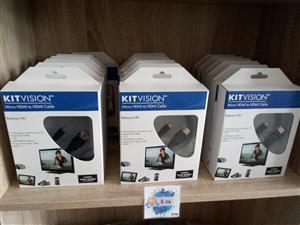 KITVISION MICRO HDMI-TO-HDMI CABLE