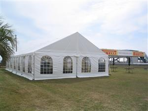 Buy A 9m x 21m Frame Tent This October During The Massive Clearance Sale