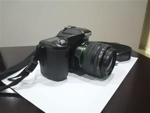 Pentax *ist DL DSLR Camera with 18-55 Lens Kit