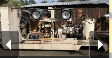 INGERSOLL RAND XHP1170 COMPRESSOR