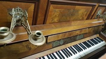 Carol Otto Upright Piano 1910's
