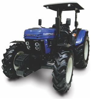 FARMTRAC FT6090 4WD PRO. 67kW. DEMO (2 UNITS)
