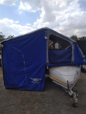Jurgens Camplite 2013 (Camp Trailer) for sale