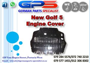 New VW Golf 5 Engine Cover for Sale