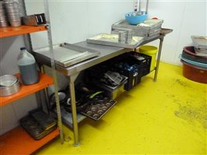 On-site Auction Of Catering Equipment