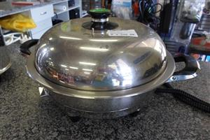 AMC Electric Frying Pan
