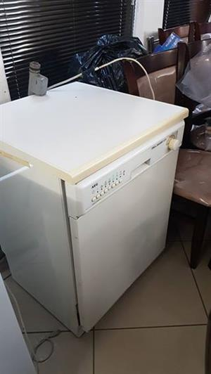 Dishwasher AEG