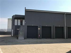 Storage Units available in Helderberg Business Park