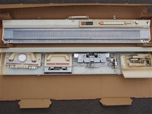 Empisal Knitting Machine - KH - 710 - In excellent condition -with accessories