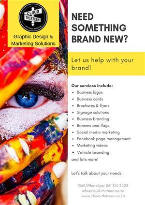 Graphic Design, Signage & Print