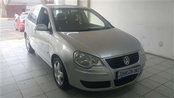 2009 VW Polo 1.6 Comfortline auto