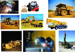 DUMPTRUCK777 &ADT, TLB 2000, EXCAVATOR 3500 , CO2 WELDING 4500, ALL CRANE MACHINE 0710298221