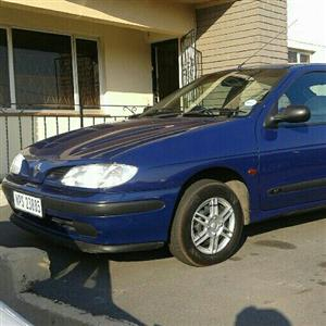1999 Renault Megane Coupe Megane coupe 1.6 Expression