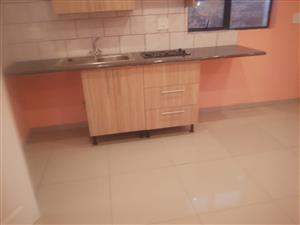 Fantastic ONE BEDROOM FLAT with big lounge for rent in Reuven/Booysens johannesburg.
