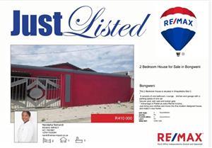 2 Bedroom House For Sale Khayelitsha Site-C