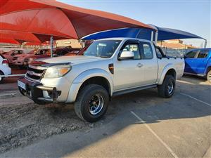 2011 Ford Ranger 3.0TDCi SuperCab Hi trail XLT