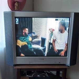 74cm Sony triniton box TV