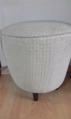Round Ottoman for sale