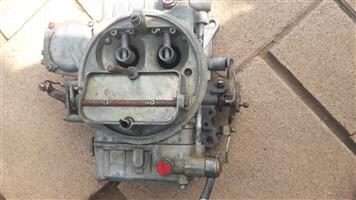 Holey carb- 4 Barrel