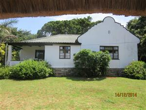 DUTCH GABLE OOZING WITH CHARM AND POTENTIAL 4 BEDROOM HOUSE PLUS SEPARATE 1 BEDROOM COTTAGE R950000