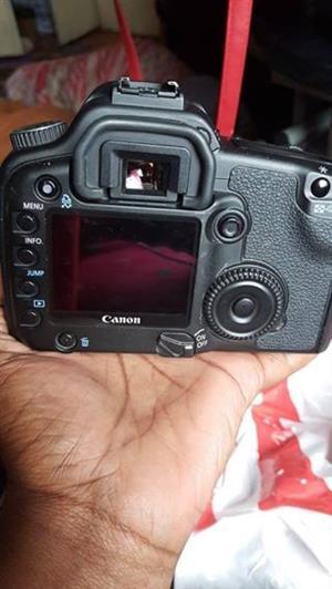 Camera Canon 30D