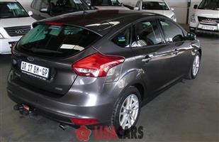 2015 Ford Focus sedan 1.5T Trend