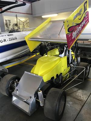 Race Car - Super Midget