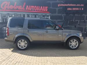 2014 Land Rover Discovery 4 3.0TDV6 HSE
