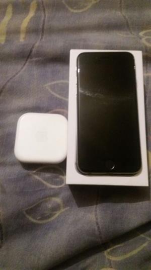 iPhone 6 32gig for sale R3000neg
